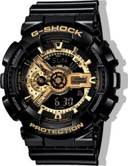Shock protection, water resistant, tough tough tough gshock watches! Available at Dana's Fine Jewelry.