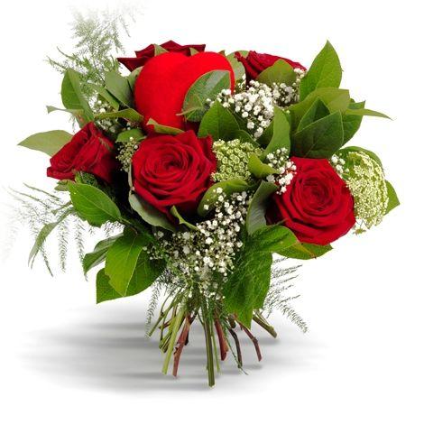 Kjærlighet ved første blikk - Forus - Maren's Blomster