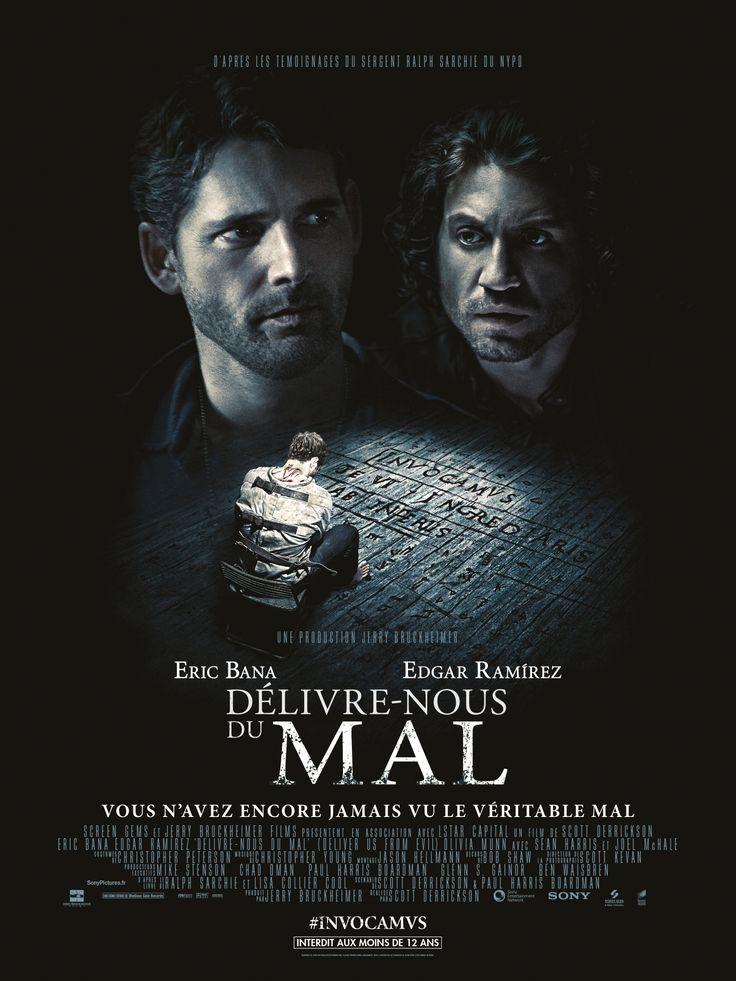 Affiche officielle du film. #Invocamus Le 3 septembre au cinéma.