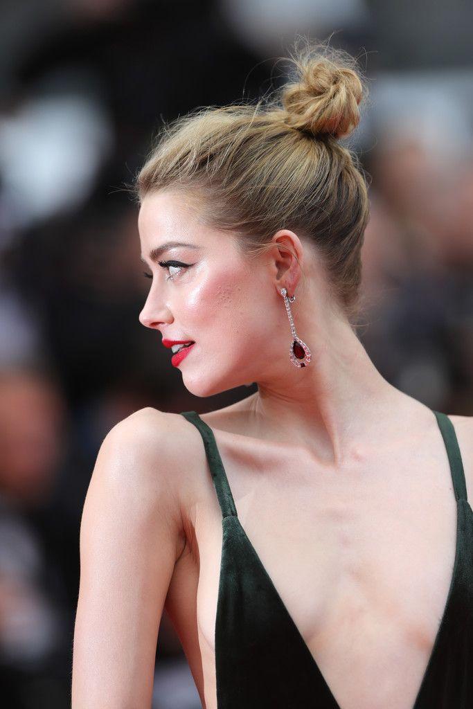 Cannes Film Festival 2018 Day 2 And 3 Fab Fashion Fix Amber Heard Photos Amber Heard Hair Amber Heard