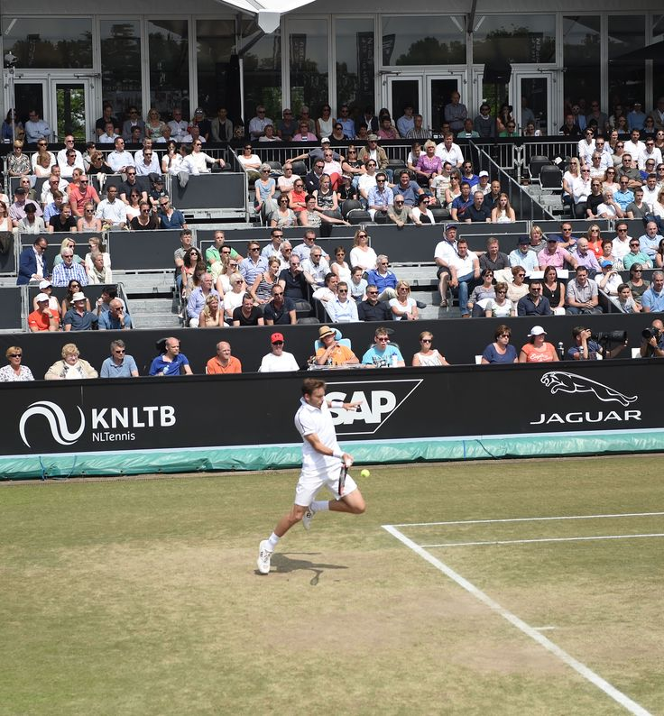 Qualifier Nicolas Mahut haalde dit jaar wederom de finale op het gras van Rosmalen. Eerder won Mahut al in Rosmalen door Stanislas Wawrinka te verslaan in de finale van 2013