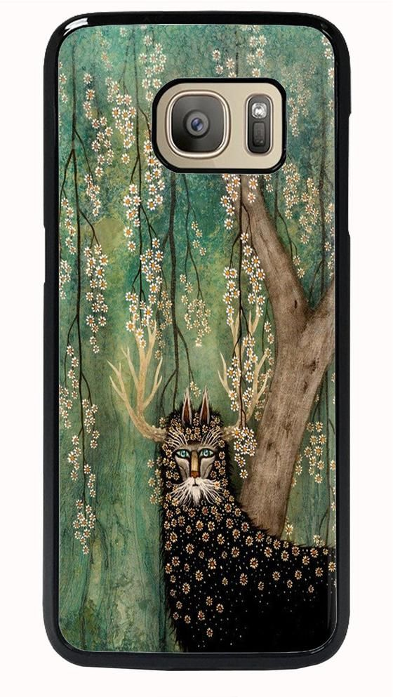 A Flowering Fascination Samsung Galaxy S7 Edge Case