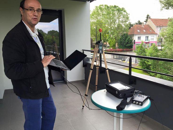La mesure de l'impact des ondes électromagnétiques dans un appartement en Alsace Une étude menée par le promoteur immobilier Trianon Résidences