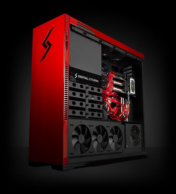 Aventum II Custom Computer what about $7000 can get you