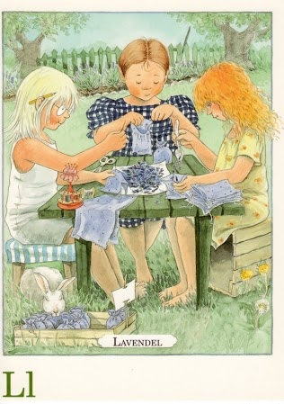 Lena Anderson: Majas Alphabet L / Lavendel https://plus.google.com/photos/104059520427129460014/albums/5275980811691791729/5473872386066803746?banner=pwa