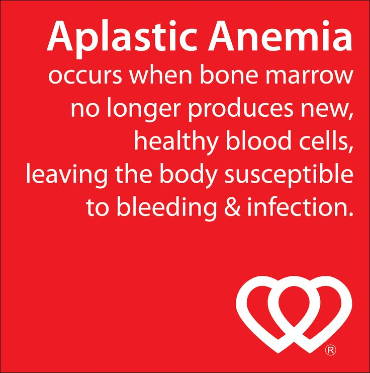 Your blood donation does more than you think! We help cancer patients, trauma victims, and so many more. Those suffering from Aplastic Anemia too! Visit www.southtexasblood.org to find out more and to sign up for your next blood donation.
