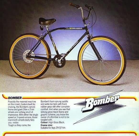 Raleigh Bomber Coastal Cycles