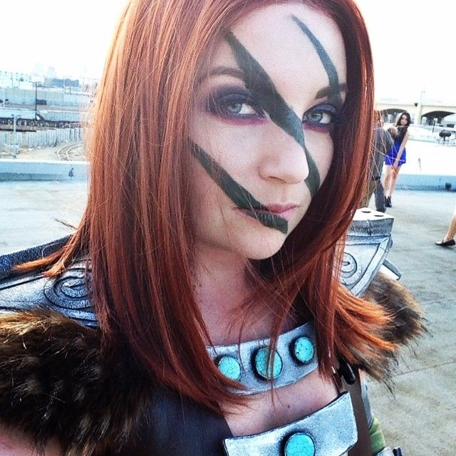 Aela cosplay by Wind of the Stars