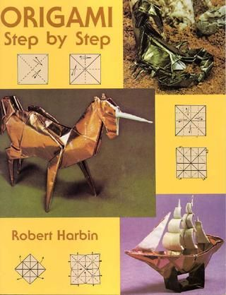 Harbin R.-Origami step by step