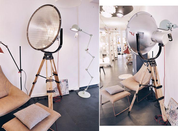 Fancy Mixer Lampe DIY Mixer Lampe selbstgebastelte Lampe DIY aus alten Haushaltsgegenst nden