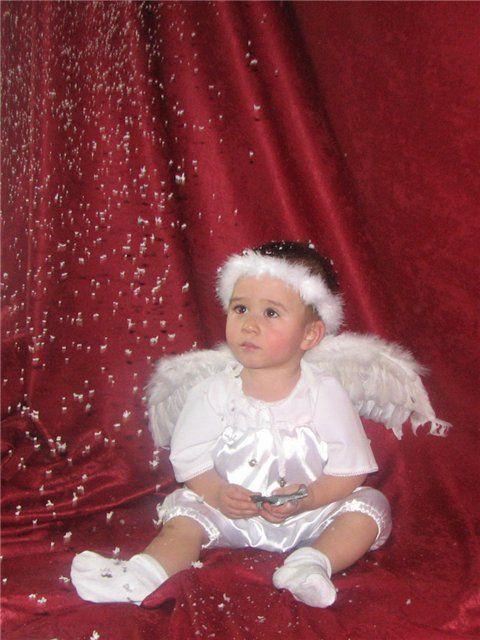 костюм на мальчика ангелочек 1 год - Поиск в Google