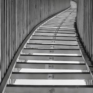 stairway to corner by Ag Adibudojo  http://www.pixoto.com/adibudojo/awards