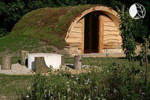 Pod Rental in English Countryside