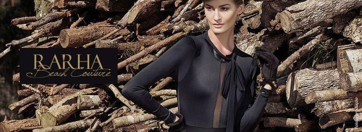 Rarha, o couture da moda praia
