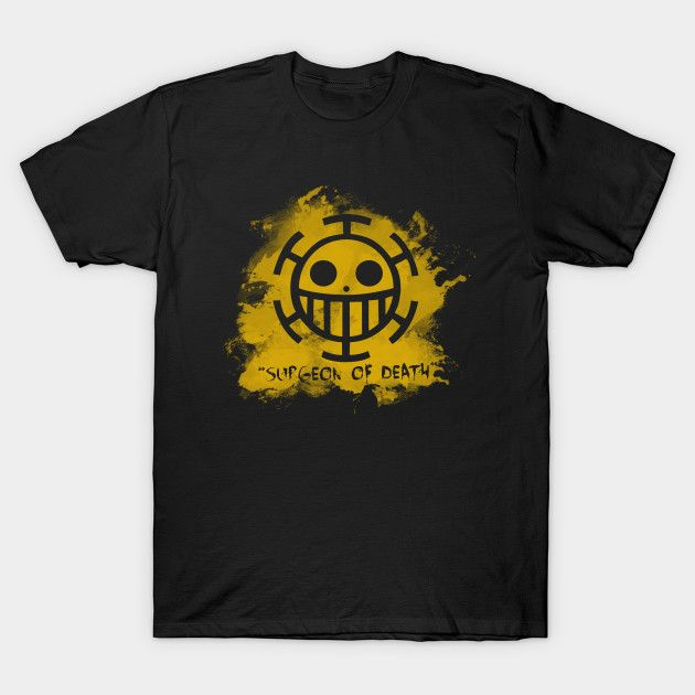 Surgeon Of Death Heart Pirate One Piece Anime
