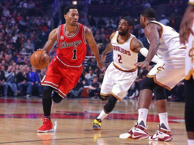 Chicago Bulls trade Derrick Rose to the New York Knicks