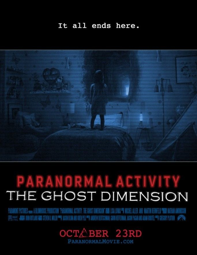 Atividade Paranormal Dimensao Fantasma 2 10 Atividade Paranormal