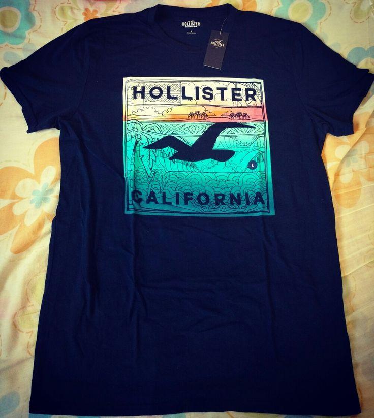 Camisa Hollister Original direto dos 🇺🇸 dividimos em até 12x no 💳 Atraves do Mercado Pago ou  Pague Seguro. No Deposito bancário 💵 10% de Desconto. Enviamos para todo 🇧🇷 Consulte o valor do frete #hollister #hollisterbrasil #hollisteroriginal #amohollister #lovehollister #roupas #roupasimportada