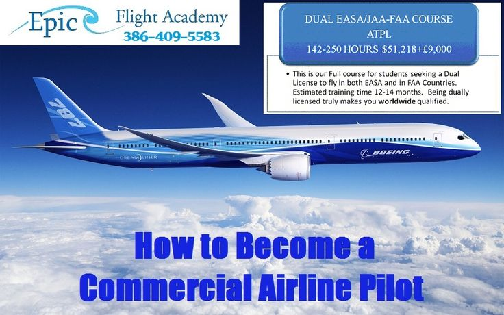 How to Become A Commercial Airline Pilot – ATP Interested in starting a commercial airline transport pilot career? If you have ever dreamed about becoming a professional ATP pilot, you may wa…