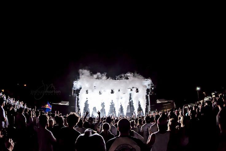 Sprung Hip Hop Festival Brisbane 2013 360 (rapper) Crowd