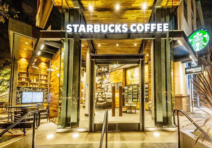 Starbucks Opens First LEEDCertified Store in Downtown