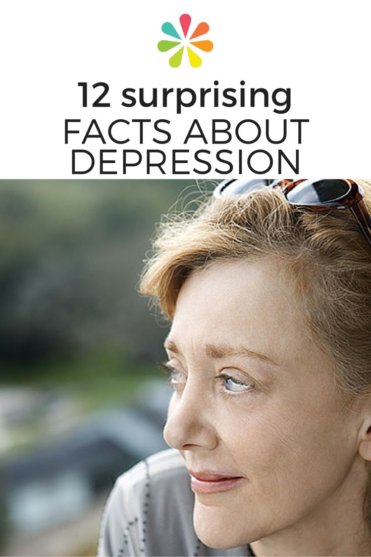 At first glance, major depression may seem black and white. But people with depression know that it's more complex than you think. #depression #everydayhealth | everydayhealth.com