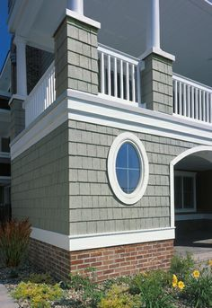 Grey Cedar Shake Vinyl Siding Small Beach House Google