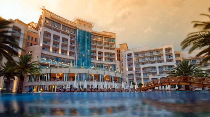 Hotel Splendid, Montenegro - Spa Tours http://www.spa-tours.dk/montenegro/hotel-splendid
