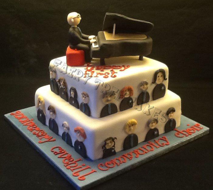 Choir Cake