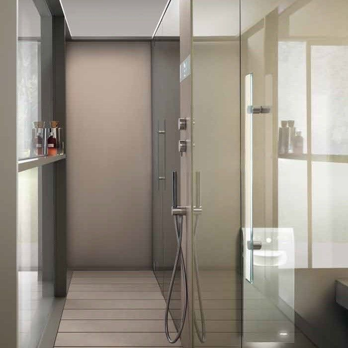 Effegibi Home Spa | Logica Twin | Zugangsbereich Und Duschzone