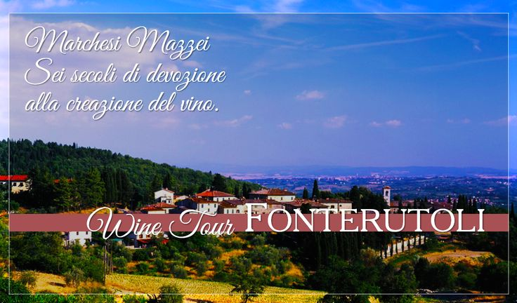 Six centuries of devotion to the creation of the wine. For reservations for large groups contact our Enoteca at enoteca@fonterutoli.it @marchesimazzei #winetour #MarchesiMazzei #Fonteurutoli