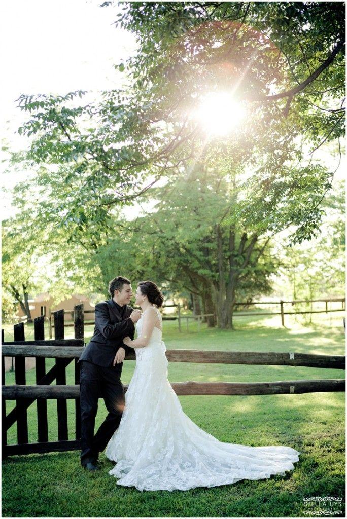 Heinrich & Odette's wedding at Oakfield Farm_Sunset