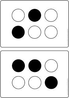Lernstübchen: Gedächtnistraining - Punkte im 6er-Feld