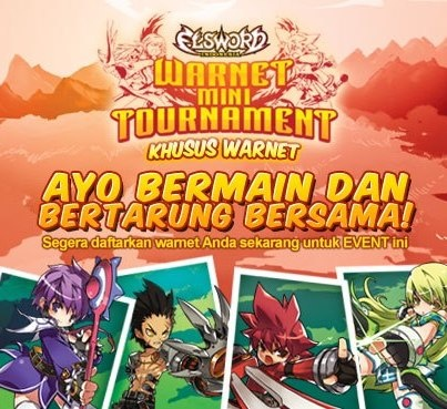 [Event] Elsword Indonesia Mini Tournament !!
