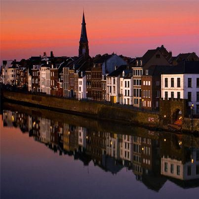 Maastricht, Holland. My beautiful birth place <3
