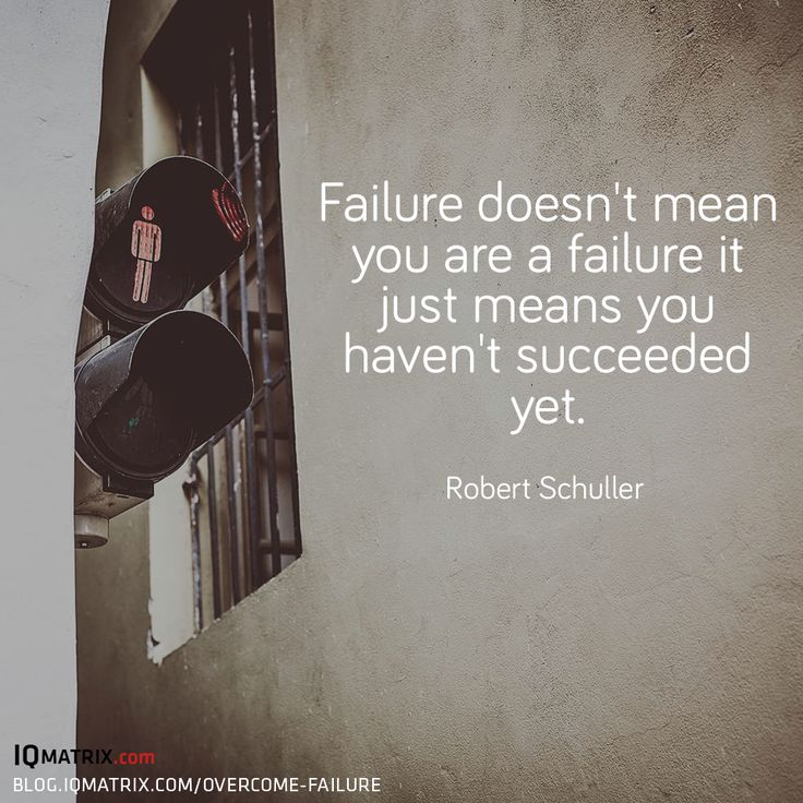 Famous Quotes About Overcoming Failure: Want To Know How To Overcome Failure: Http://blog.iqmatrix
