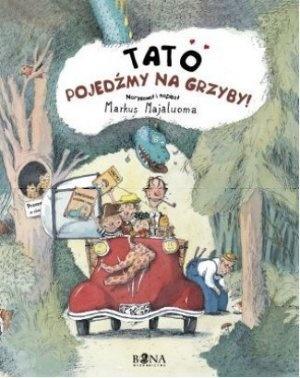 """Markus Majaluoma, """"Tato, pojedźmy na grzyby"""" Ykkössuosikista löytyi kuva puolaksi :)"""