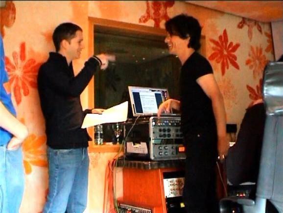 Брайан Молко и группа Placebo - Brian Molko & Placebo