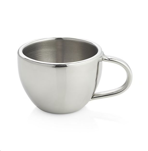 Stainless Steel Espresso Cup