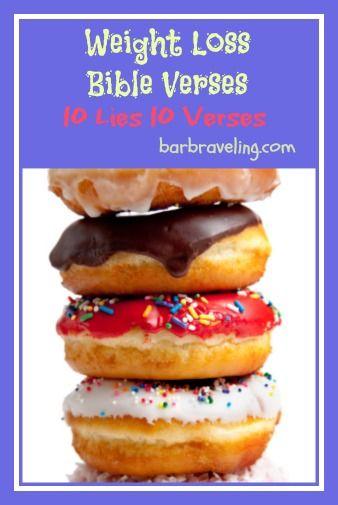 Weight Loss Bible Verses