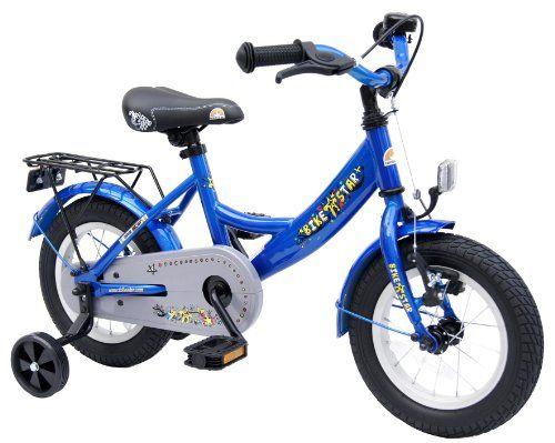 Love this Bikestar 12 inch (30.5 cm) Kids Children Boys Bike Bicycle Classic - Colour Blue