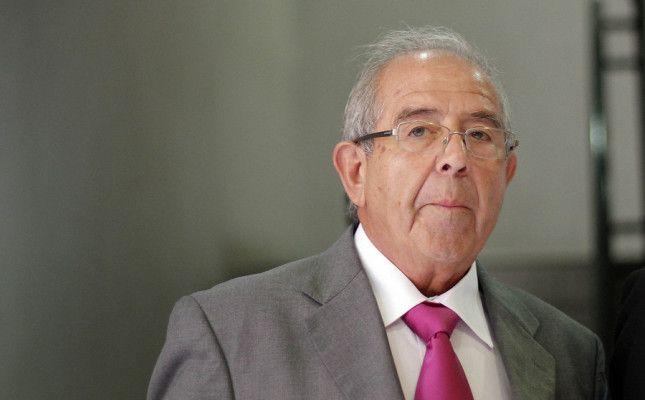Sergio Bustos en juicio laboral
