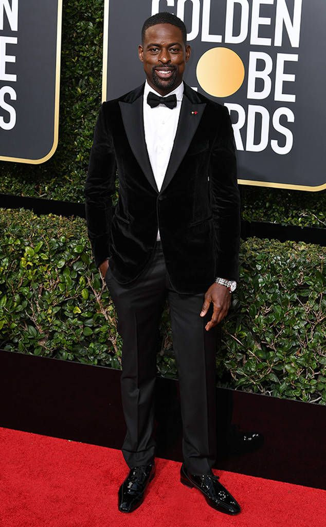 Ð?аÑ?Ñ?инки по запÑ?осÑ? Sterling K. Brown on red carpet