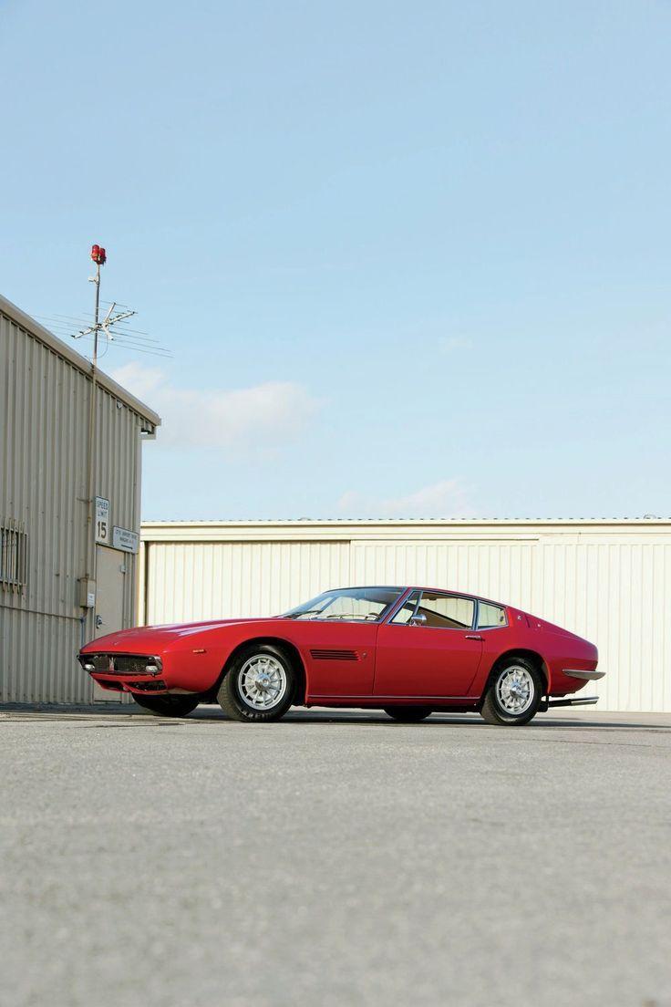1967 Maserati Ghibli Coupe