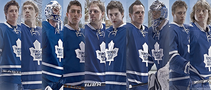 maple leafs.