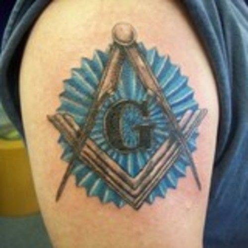 30 best images about freemason tatoos on pinterest for Masonic symbol tattoos
