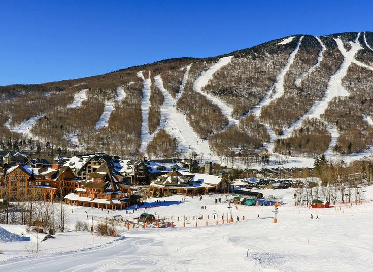Best East Coast Ski Resorts | Jetsetter