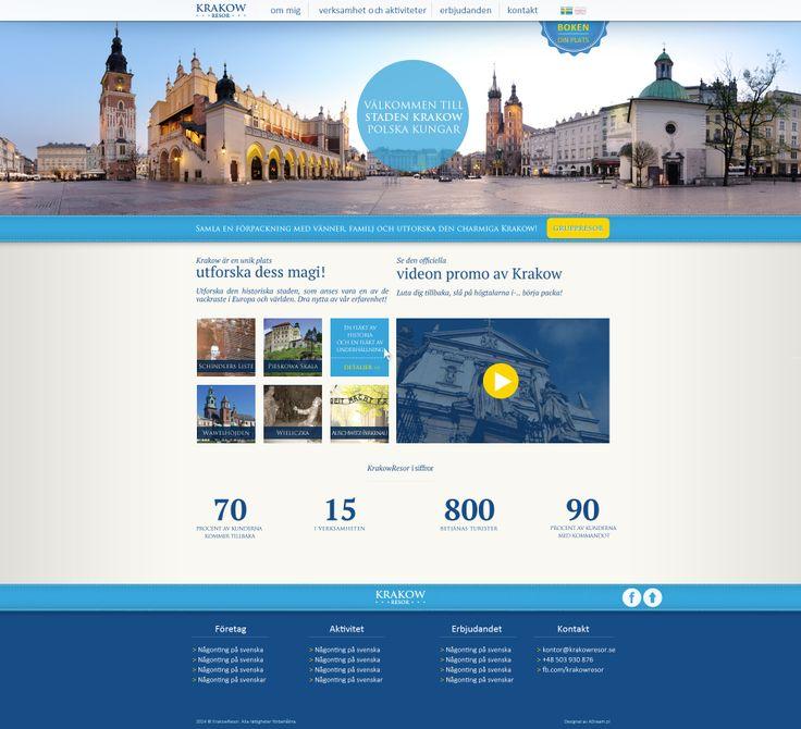 www.krakowresor.se