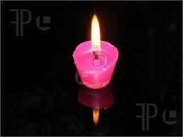 Pink Candle Weight Loss Spell