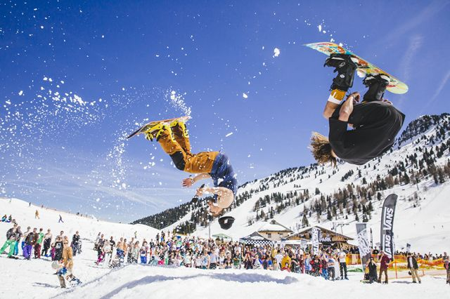 Nine of the Best Snowsports Music Festivals in Europe